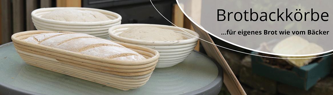 Brotbackkörbe