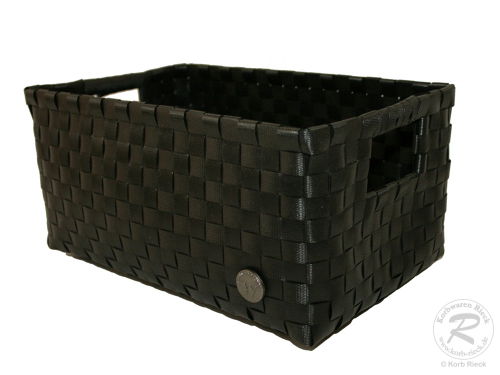 Regalkorb, Dekokorb aus Kunststoff (29x18x14)