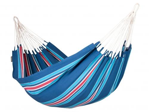 LA SIESTA - Single-Hängematte CURRAMBERA blueberry