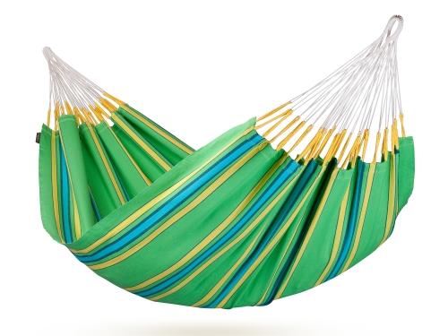 LA SIESTA - Doppel-Hängematte CURRAMBERA kiwi (max. 160kg)