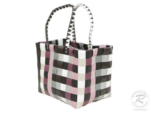 Kunststofftasche moderne Tasche aus Kunststoff (35x25x50)