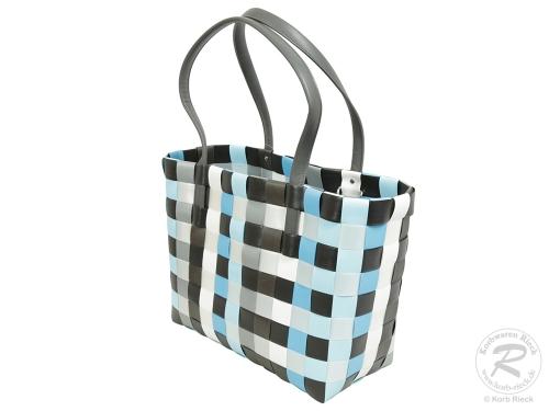 Kunststofftasche moderne Tasche aus Kunststoff (40x18x60)