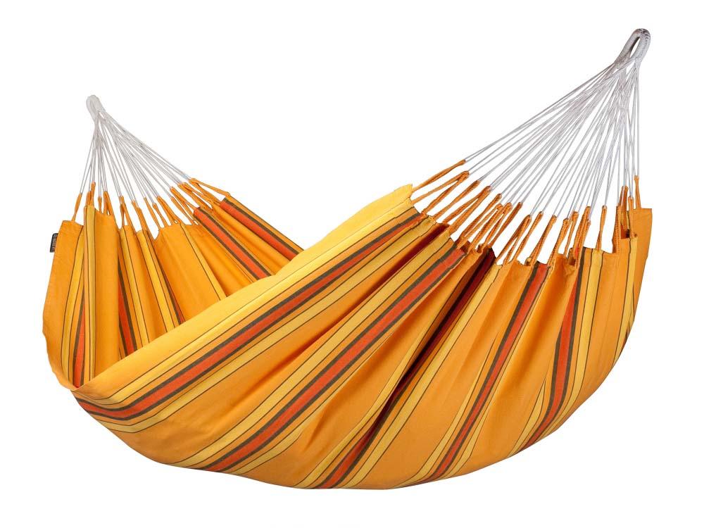 LA SIESTA - Doppel-Hängematte CURRAMBERA apricot (max. 160kg)