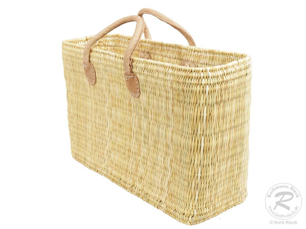 Handtasche Korbtasche robuste Tasche aus Jonc (45x18x30/40)