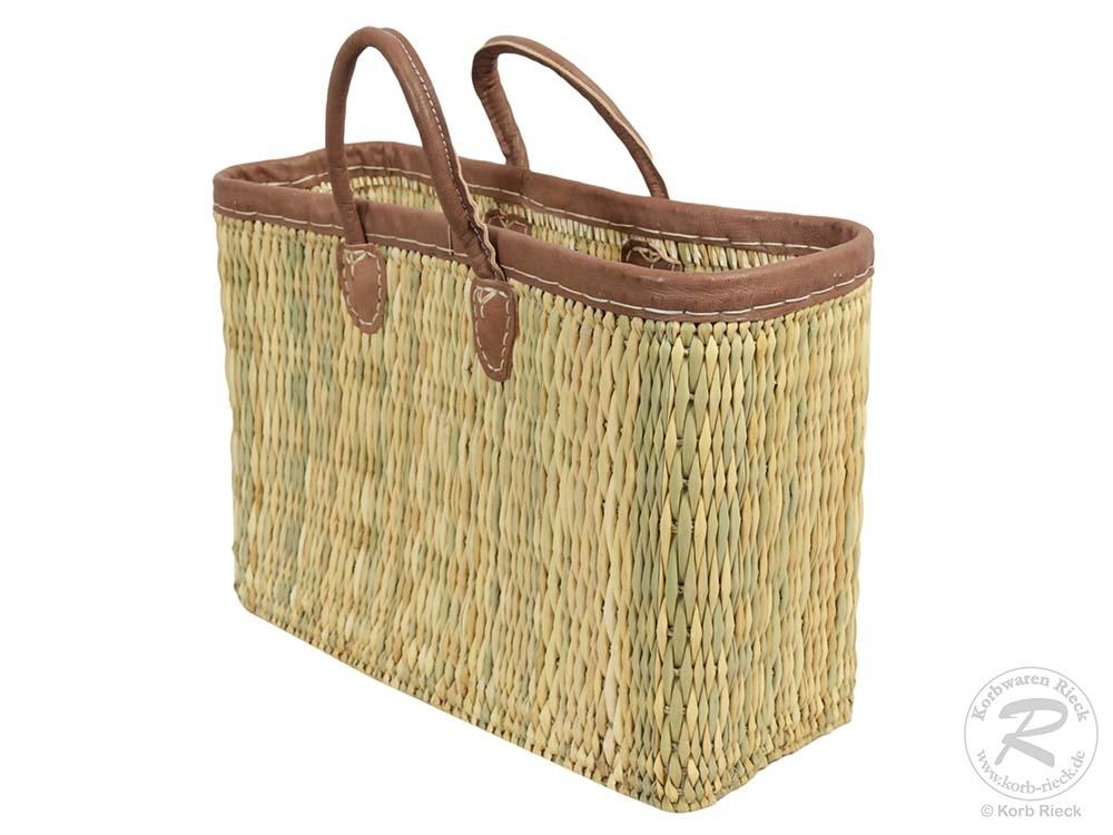 Handtasche Korbtasche robuste Tasche (45x17x31/42)