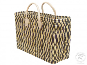 Handtasche Korbtasche robuste Tasche (45x18x31/42)