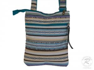 Schultertasche Tasche aus Baumwolle