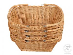 Einkaufskorb Handkorb Weide Korb ungefüttert (47x36x20)