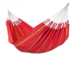 LA SIESTA - Doppel-Hängematte CURRAMBERA cherry (max. 160kg)