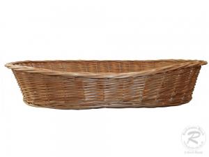 Tierkorb gesotten, Korb für Tiere z.B. Katzen, Hunde (L:100cm)