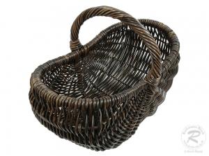Einkaufskorb Handkorb hochwertiger Korb ungefüttert (50x32x23/28/40