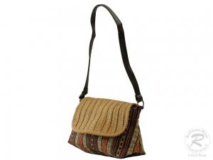 Schultertasche, Handtasche, Umhängetasche (27x13x18)
