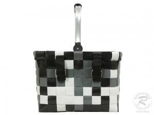 Kunststofftasche moderne Tasche aus Kunststoff (37x27x45)