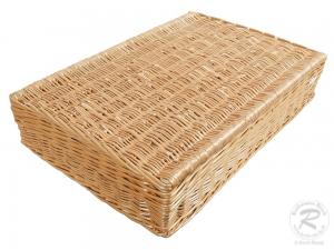 Regalkorb, Schrankkorb, Dekokorb, Korb Box (60x40x12)