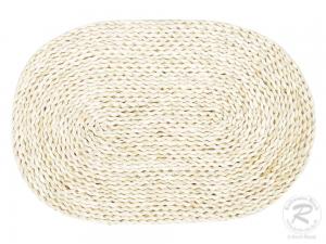 Tischset, Tischunterlage aus Maisblatt (45x30x2)