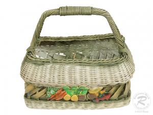 Dekokorb, Handkorb, Korb für Geschenke (40x24x35)