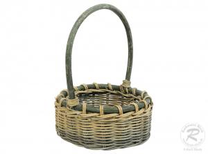 Dekokorb, Handkorb, Korb für Geschenke (26x22x32)