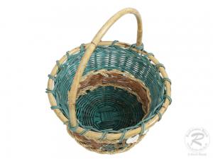 Dekokorb, Handkorb, Korb für Geschenke (D:34)