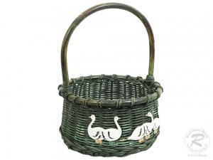 Dekokorb, Handkorb, Korb für Geschenke (D:32)