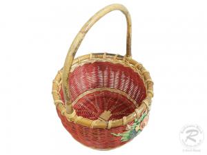 Dekokorb, Handkorb, Korb für Geschenke (D:35)