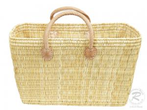Handtasche Korbtasche robuste Tasche aus Jonc (46x19x32/43)
