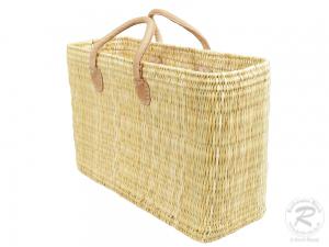 Handtasche Korbtasche robuste Tasche aus Jonc (40x15x40)