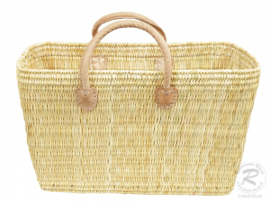 Handtasche Korbtasche robuste Tasche aus Jonc (38x15x25/36)