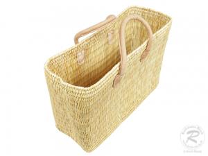 Handtasche Korbtasche robuste Tasche aus Jonc (36x16x28/38)