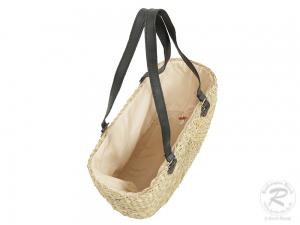 Handtasche Korbtasche robuste Tasche (46x19x59)