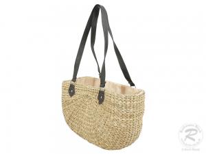 Handtasche Korbtasche robuste Tasche (44x17x57)