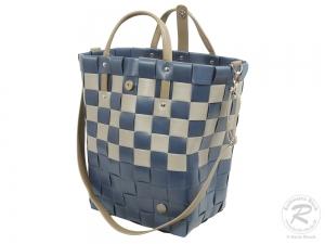 Kunststofftasche moderne Tasche aus Kunststoff (30x20x45)