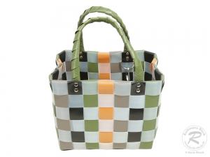 Kunststofftasche moderne Tasche aus Kunststoff (25x20x40)