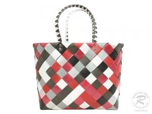 Kunststofftasche moderne Tasche aus Kunststoff (40x20x50)