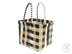 Kunststofftasche moderne Tasche aus Kunststoff (35x25x28/50)